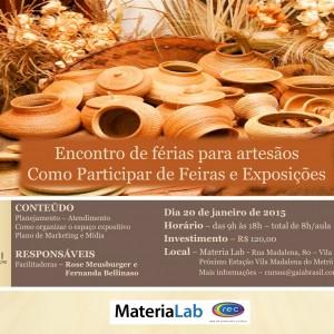 Artesanato feira expo1 - Matéria Lab