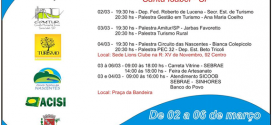 Entur 2015 – Encontro De Empresários De Turismo Em Santa Isabel