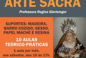 Curso – Conservação E Restauro De Arte Sacra – SP