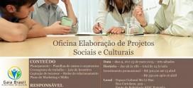 Oficina De Elaboração De Projetos – Maio/15 – (SP)