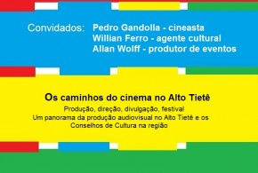 Fórum Permanente De Cultura – Poá (SP) – Maio/15