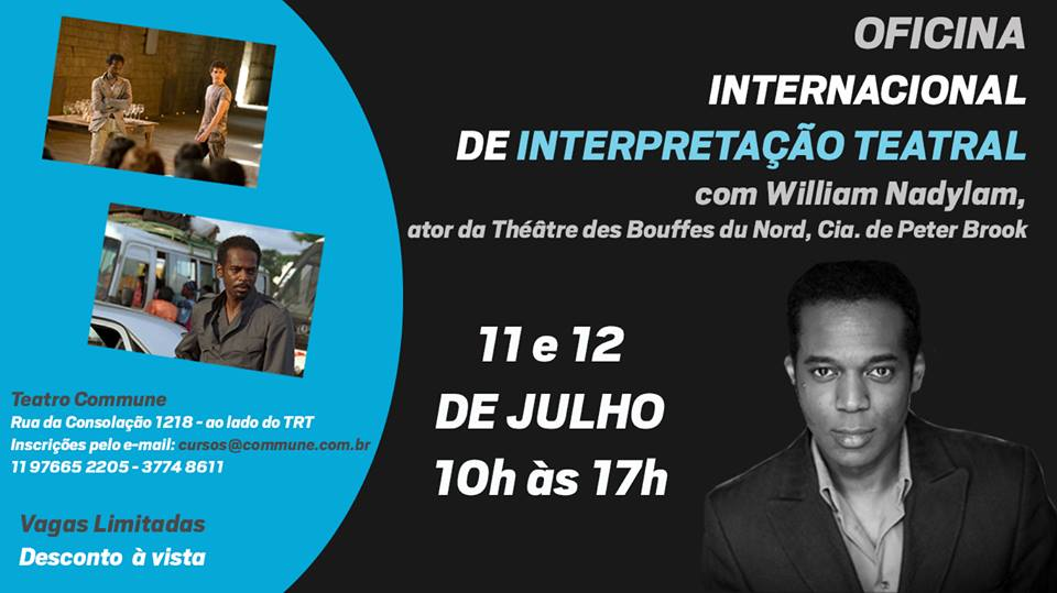 FLYER - OFICINA WILLIAN